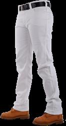 CrossHatch Spijkerbroek Shiva White