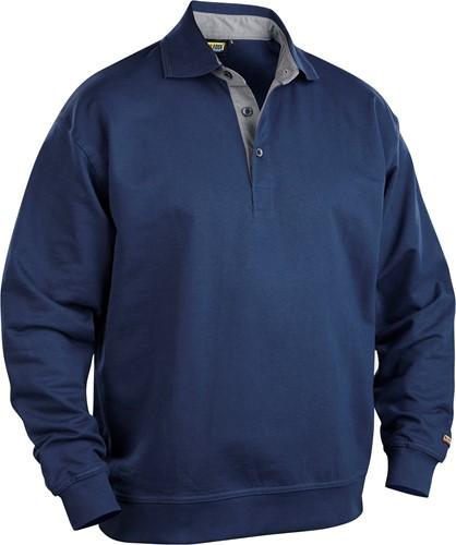 Blaklader 33701158 Polo Sweatshirt-1