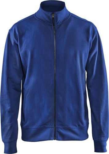 Blaklader 33711158 Sweatshirt met rits-XS-Korenblauw