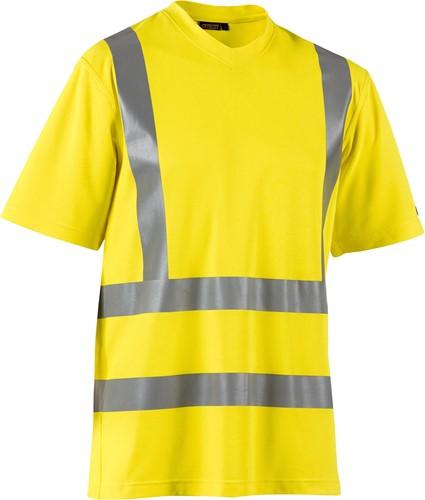 Blaklader 33801070 T-Shirt High Vis UPF 40+ UV-1