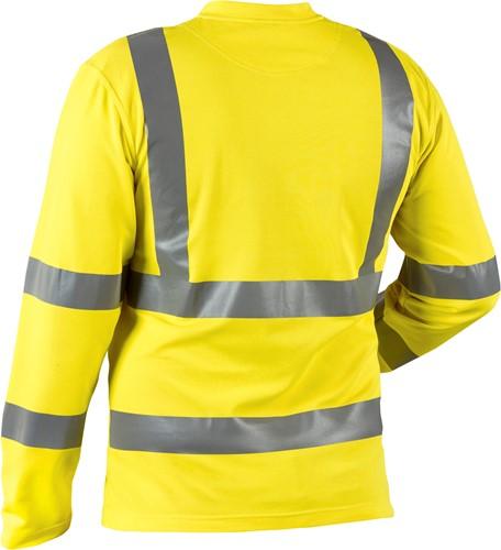 Blaklader 33811070 T-shirt High Vis lange mouw UPF 40+ UV-2