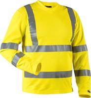 Blaklader 33811070 T-shirt High Vis lange mouw UPF 40+ UV-1