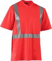 Blaklader 33821011 T-shirt High Vis-XXS-Fluor Rood