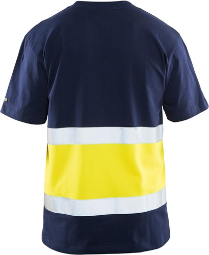 Blaklader 33871030 T-shirt High Vis-2