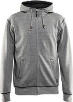 Blaklader 33981157 Hooded sweatshirt met rits