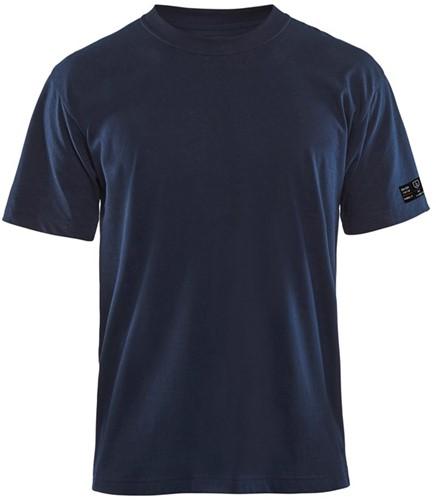 Blaklader 34821717 Vlamvertragend T-shirt