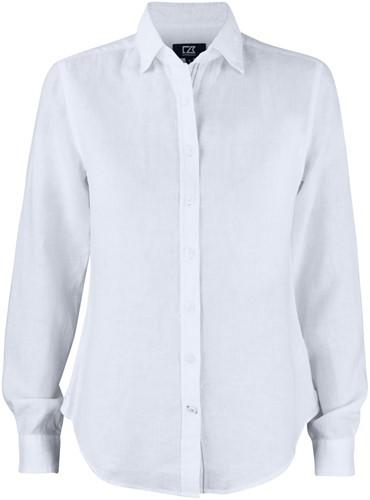 Cutter & Buck 352409 Summerland Linen Shirt Ladies