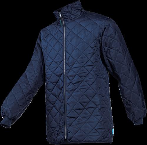 Sioen Lauwers Winterjas-S-Marineblauw