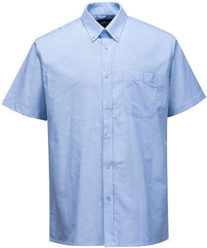 Portwest S108 Oxford Shirt Short Sleeve