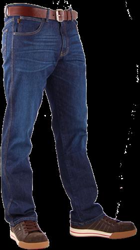 CrossHatch Spijkerbroek Lancaster