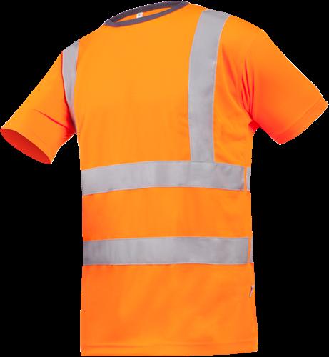 Sioen Ameno Signalisatie T-shirt-S-Fluo Oranje