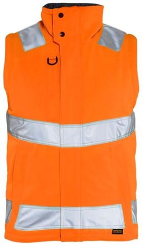 Blaklader 38701900 Bodywarmer High Vis-Oranje-XS