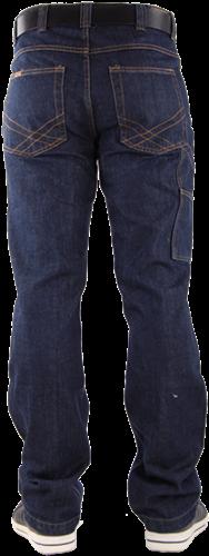CrossHatch Spijkerbroek Carpenter-2