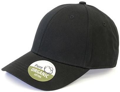 Brain Waves BW7017 Organic Cotton Cap