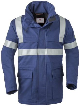Havep 5safety Parka-S-Marine