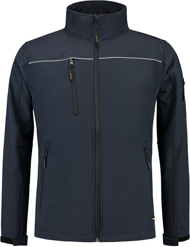 Tricorp TSJ2000 Softshell Luxe-Navy-XXS