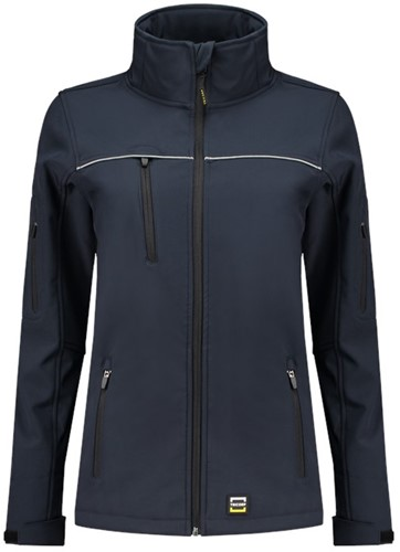Tricorp 402009 Softshell Luxe Dames-Navy-XS