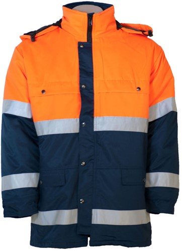 Anchor 40725 Beaver High Tech - Hi-Vis Parka