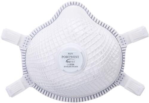 Portwest P371 Ergonet FFP3 Respirator  (5 stuks)