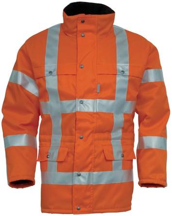 Havep High Visibility Parka RWS-Fluo Oranje--3XL