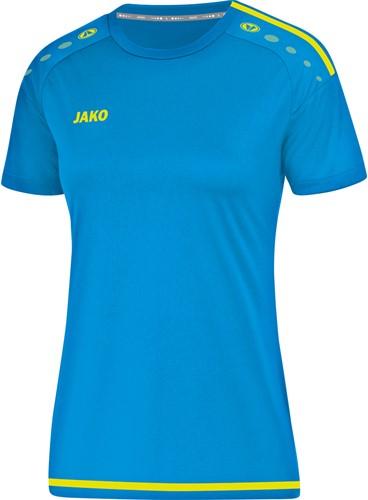 JAKO 4219D T-shirt/Shirt Striker 2.0 KM dames