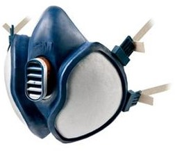 3M 4255 onderhoudsvrij masker