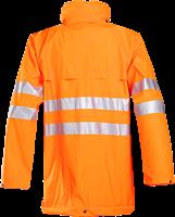 Sioen Kassel Signalisatie Regenjas-S-Fluo Oranje-2