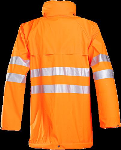 Sioen Kassel Signalisatie Regenjas-S-Fluo Oranje
