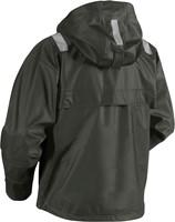 Blaklader 43022003 Regenjas Heavy Weight-XXS-Army Groen