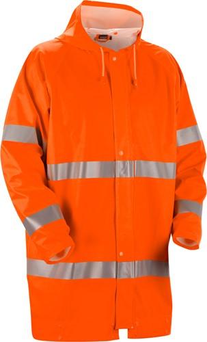 Blaklader 43242000 Regenjas High vis-Oranje-S