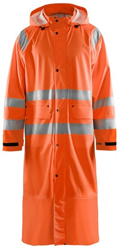 Blaklader 43252000 Regenjas High Vis-Oranje-XS