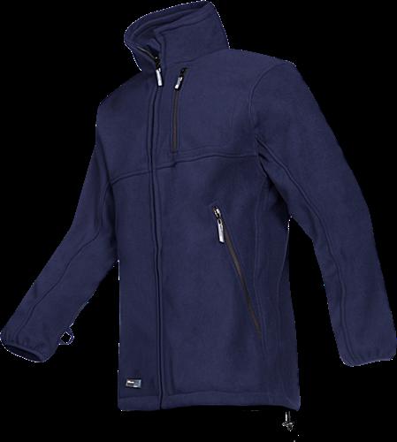 Sioen Tortolas Fleece Jas-S-Marineblauw