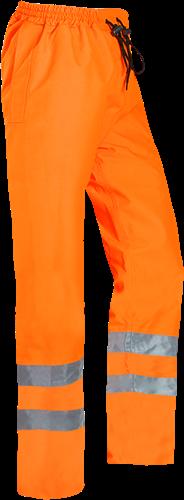 Sioen Flensburg Signalisatie Regenbroek-XS-Fluo Oranje