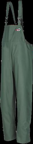Sioen Louisiana Bavetbroek-S-Groen Khaki