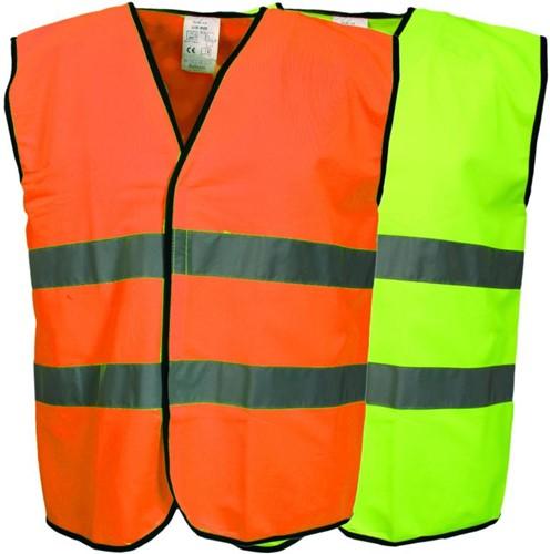 Tranemo Veiligheidsvest 462051-Oranje-000