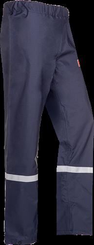 Sioen Wellsford Vlamvertragende en Antistatische Regenbroek-S-Marineblauw
