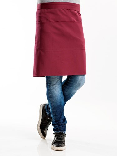 Chaud Devant 3-Pockets Burgundy Sloof