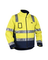 Blaklader 48392545 Fleecejas High Vis