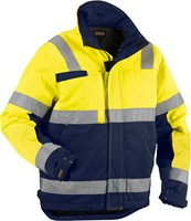 Blaklader 48621811 Winterjas High Vis