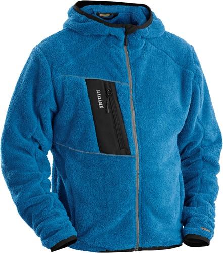 Blaklader 48632502 Pilé vest-S-Ocean blauw