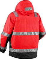 Blaklader 48701977 Winterjas High Vis-2
