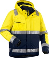 Blaklader 48701987 Winterjas High Vis-1