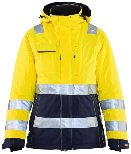 Blaklader 48721987 Dames Winterjas High Vis