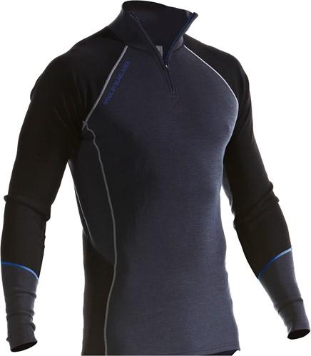 Blaklader 48991732 Onderhemd Merino met rits WARM-1