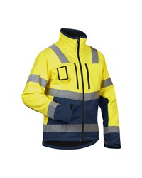 Blaklader 49002517 Softshell jack High Vis