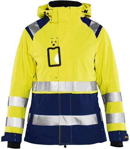 Blaklader 49041987 Dames Shell jack High Vis