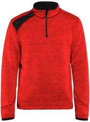 Blaklader 49432117 Gebreid Sweatshirt 1/2 rits