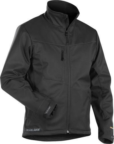 Blaklader 49512517 Softshell jack-Zwart-XS