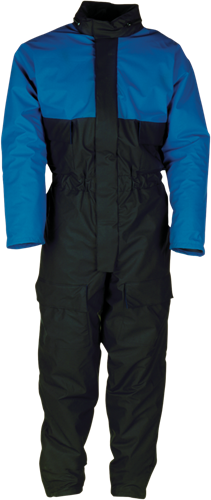 Sioen Lillehammer Winter Regenoverall-S-Marine/Korenblauw