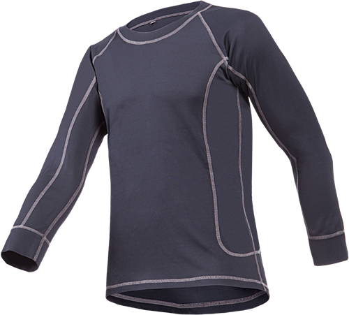 Sioen Odars Thermoshirt-S-Antraciet